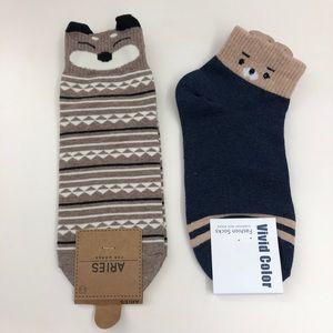 Accessories - Bear Socks